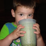 Hydration tips and Fruit/Spinach Protein Shake
