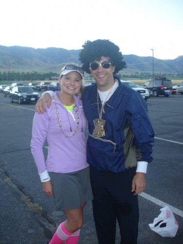 Kev and I at the Epic Relay