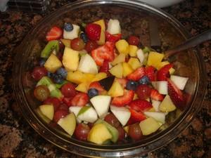 mega fruit salad