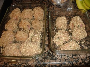 precooked Chicken Cordon Bleu