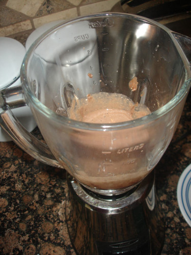Almond-Joy-Protein-Shake-Blender