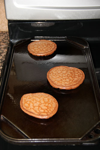 Flipping-Chocolate-Protein-Pancakes