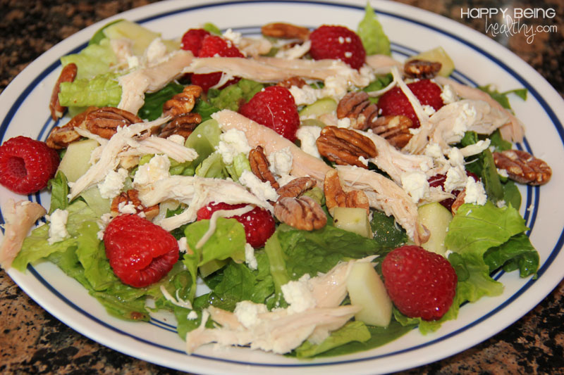 Chicken, Green Apple And Feta Salad Recipes — Dishmaps