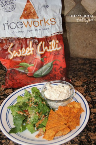 Salad-Cottage-Cheese-and-Rice-Works-chips