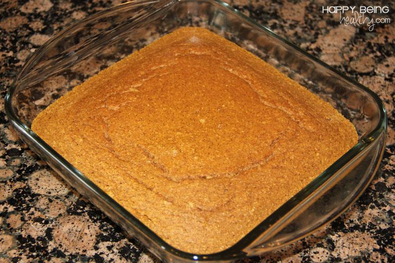 Jamie Easons Carrot Cake Protein Bars