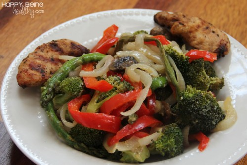 Chicken-and-roasted-veggies