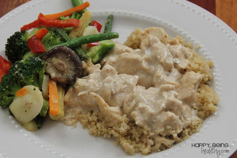 Chicken With Quinoa And Veggies Recipes — Dishmaps
