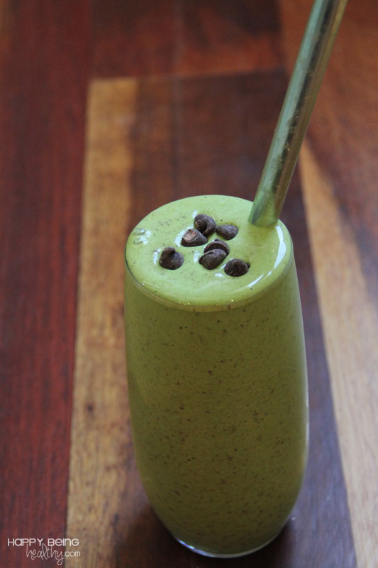 Mint Chip Protein Shake Recipes — Dishmaps