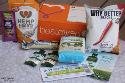Bestowed Healthy Food And Snacks