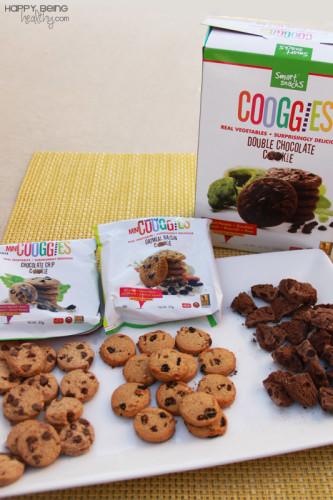 """My Cooggies, """"healthier cookies"""" taste test"""