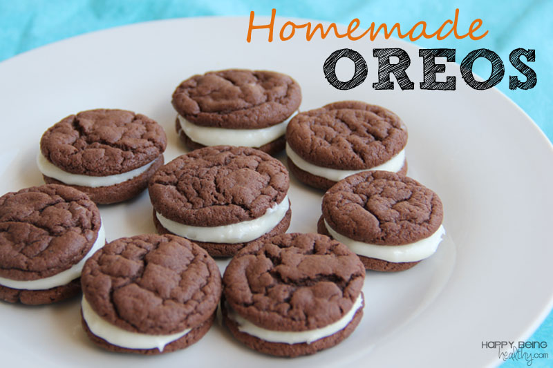 Homemade Oreos Pic