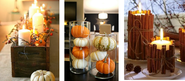 Yummy cute and fun thanksgiving day ideas happy being Happy thanksgiving decorations