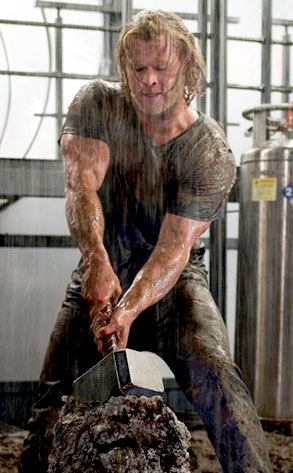 How Chris Hemsworth, Hugh Jackman and The Rock Got So ...
