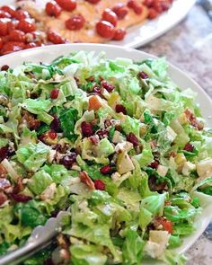 Yummy Salad for Thanksgiving