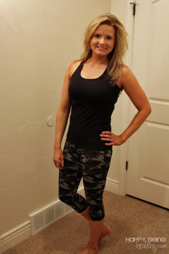 Me in Fabletics Clothes