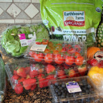 Lots of Produce, Yummy Food and Running While Pregnant