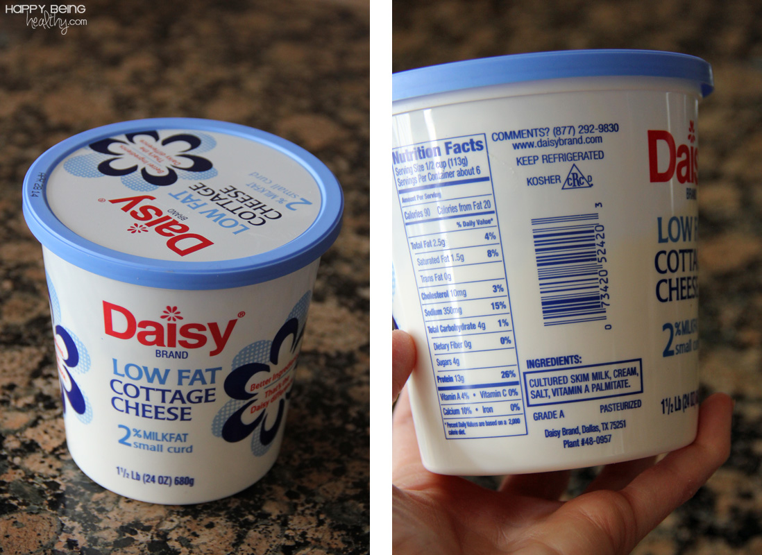daisy cottage cheese happy being healthy rh happybeinghealthy com Low Salt Cottage Cheese Brands Low Salt Cottage Cheese Brands