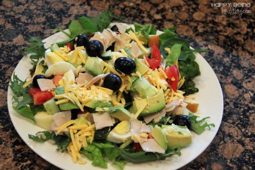 Yummy Mega Salad