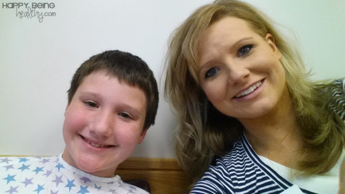 D and I before his ablation