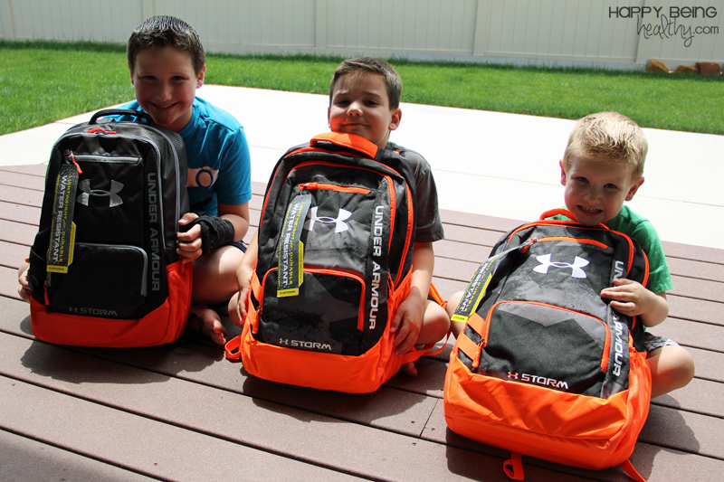 0d7cd194aff backpack FULL of darling clothes from their new Back-to-School. boys  rucksacks ...