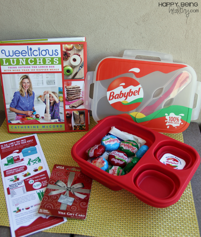 Lunchbox Package From Babybel