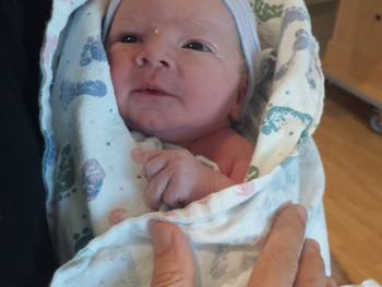 Welcome Sweet Baby Carson!