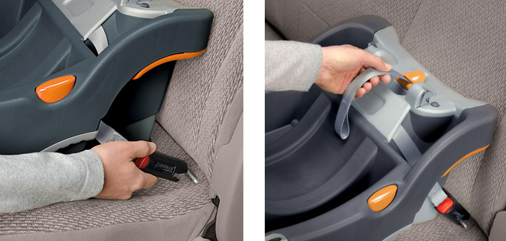 Chicco KeyFit 30 Car Seat Latch