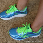 Day 20 of Whole 30, Sprout's Farmers Market + New Saucony Kinvara 5 Shoes!