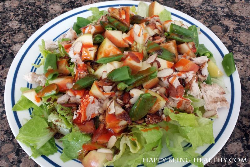 My yummy Whole 30 Salad