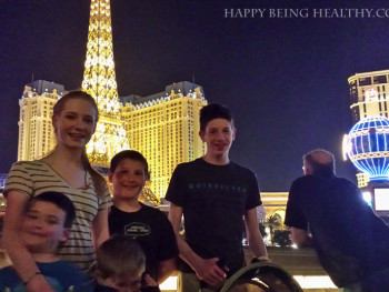 Crazy Life, Johnson Family Farms and a Fun Trip to Vegas!