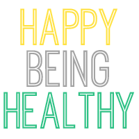 Happy Being Healthy