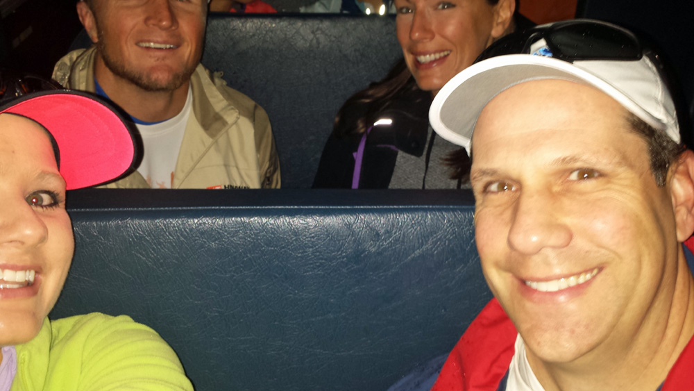 Selfie Fail on the bus to the Ogde