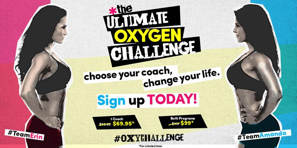 Oxygen Challenge