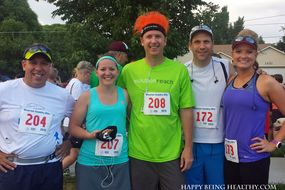 Just before the 4th of July 10k