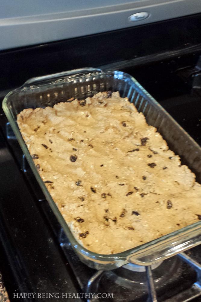 My Oxy Challenge Baked Oatmeal