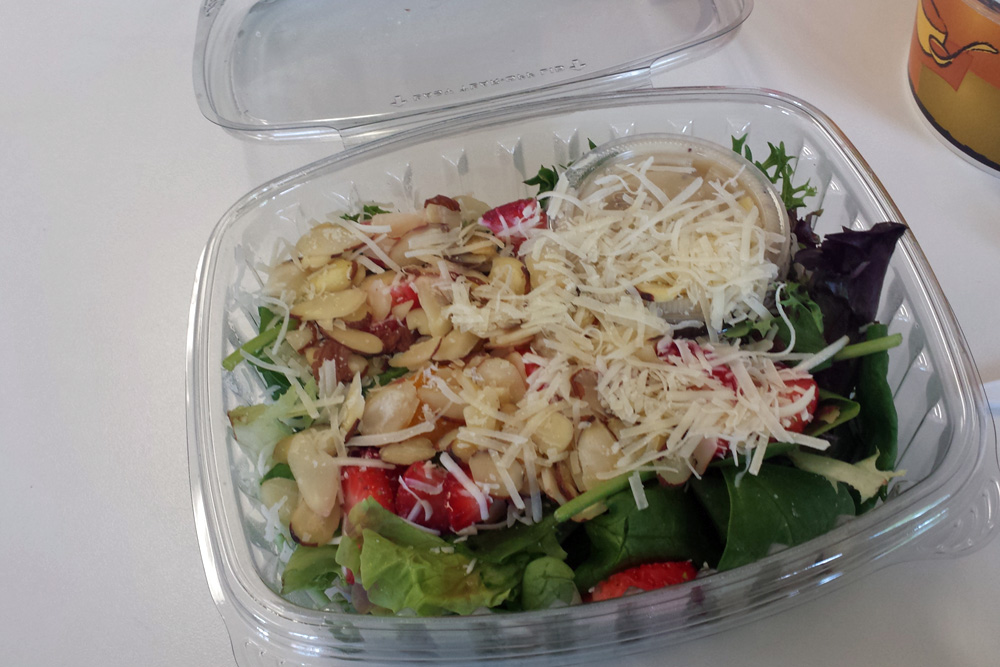 My Salad from Cutlers