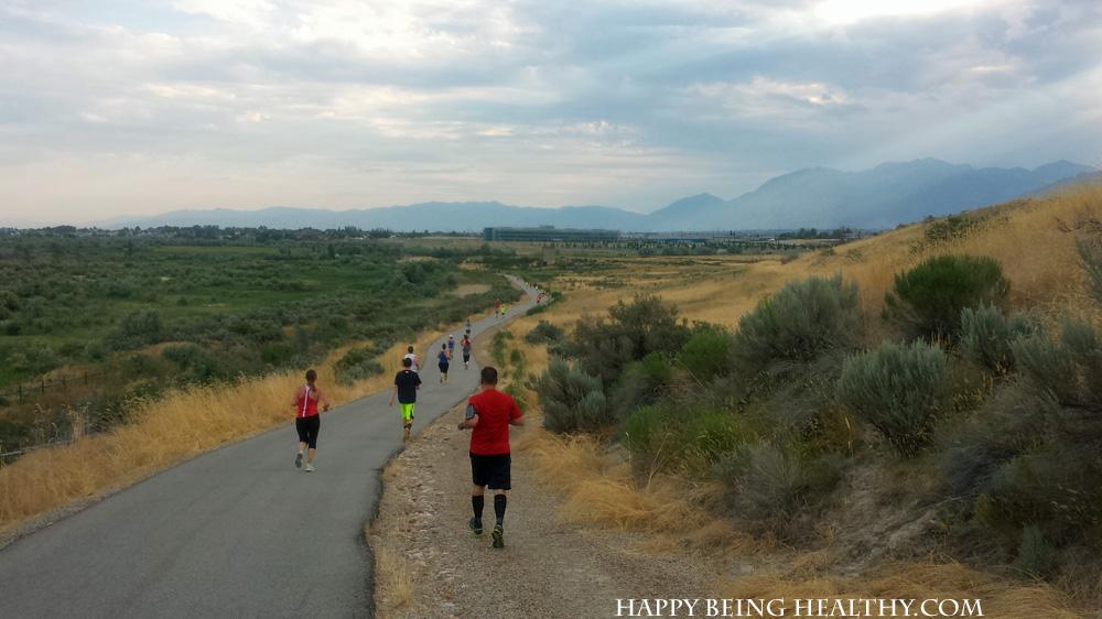 Running my 4th of July 10k