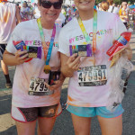Back to School, The Color Run and some Progress Pics!