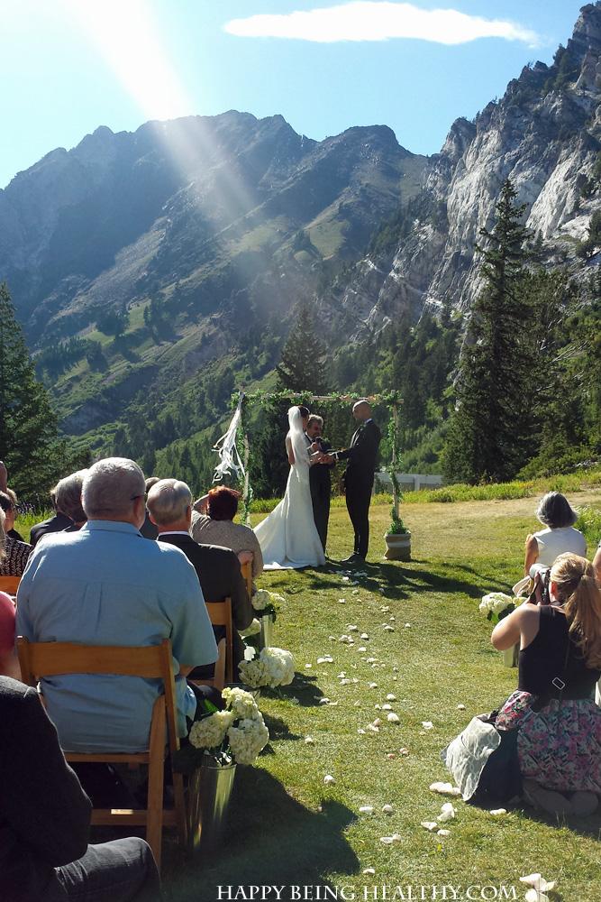 My Niece's wedding
