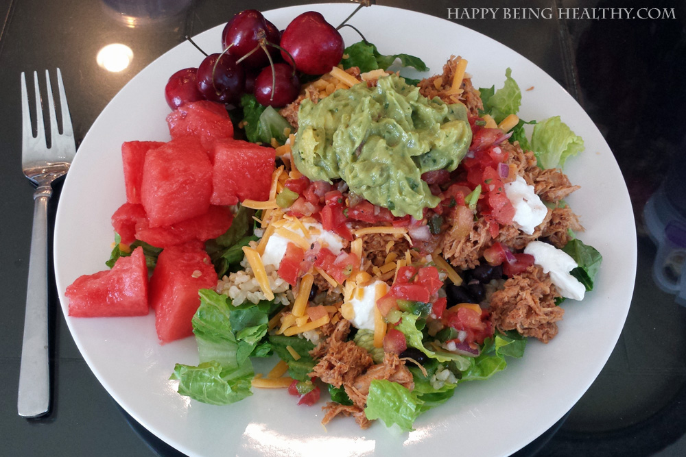 Burrito Bowl Dinner