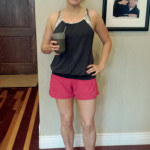 Great Workouts, Healthy Food + Trying to Stay Away from Sugar