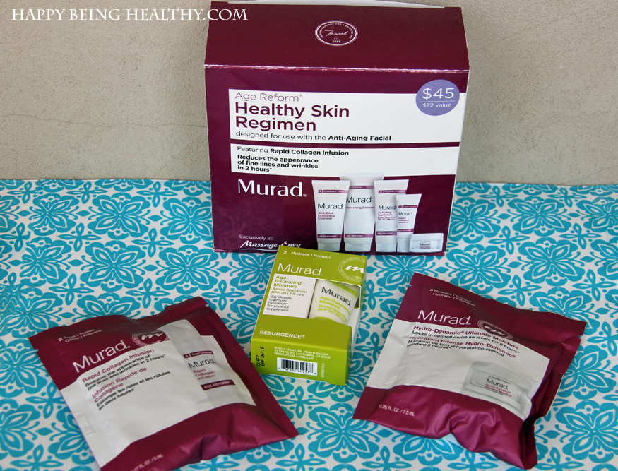 My Murad Skincare from Massage Envy