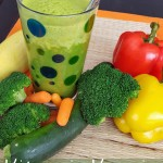 Thoughts on Aging, Healthy Living + a Blueberry Yogurt Green Smoothie and a Veggie Vitamix Soup