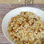 F45 Challenge, Updates on Life + How to Make Cauliflower Rice
