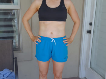 Body Fat Analysis, Good Eats and another Before Picture!