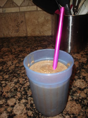peppermint-chocolate-protein-shake